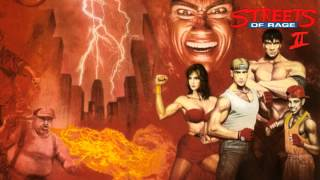 Streets Of Rage 2 Soundtrack - Spin On The Bridge