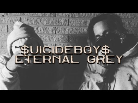 $uicideboy$ - Eternal Grey [FULL SLOWED ALBUM]