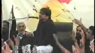 Allama Amjad Raza Johri - 12 Muharram 2011 - Safdarabad