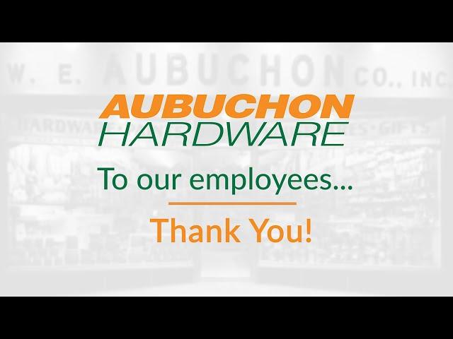 Employee Thank You Video