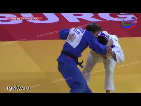 Абдула Абдулжалилов занял 4 место на Гран-При по дзюдо в Китае