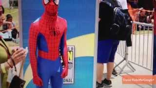 Celebs in Disguise Walk Among Fans at San Diego Comic-Con