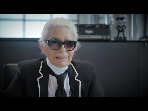 Karl Lagerfeld: The Past, The Present And The Future | CNBC Conversation