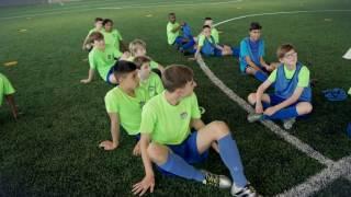 Meet EFA's 22 Fantastic - at the Sporting C.P. Camp