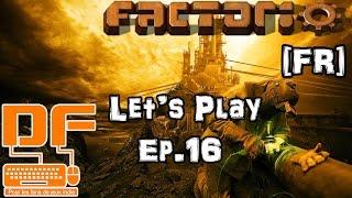 Factorio - Let's Play Ep.16 || On s'amuse avec les drones !! [FR]