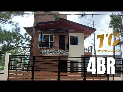 Elegant Modern House And Lot For Sale In Baguio Benguet | Timons Cabansi