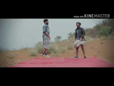 The Haryanvi Mashup 2 Lyrical Video | Lokesh Gurjar | Gurmeet Bhadana | Desi King | Akki Kalyan | DJ