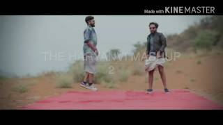 Gambar cover The Haryanvi Mashup 2 Lyrical Video   Lokesh Gurjar   Gurmeet Bhadana   Desi King   Akki Kalyan   DJ