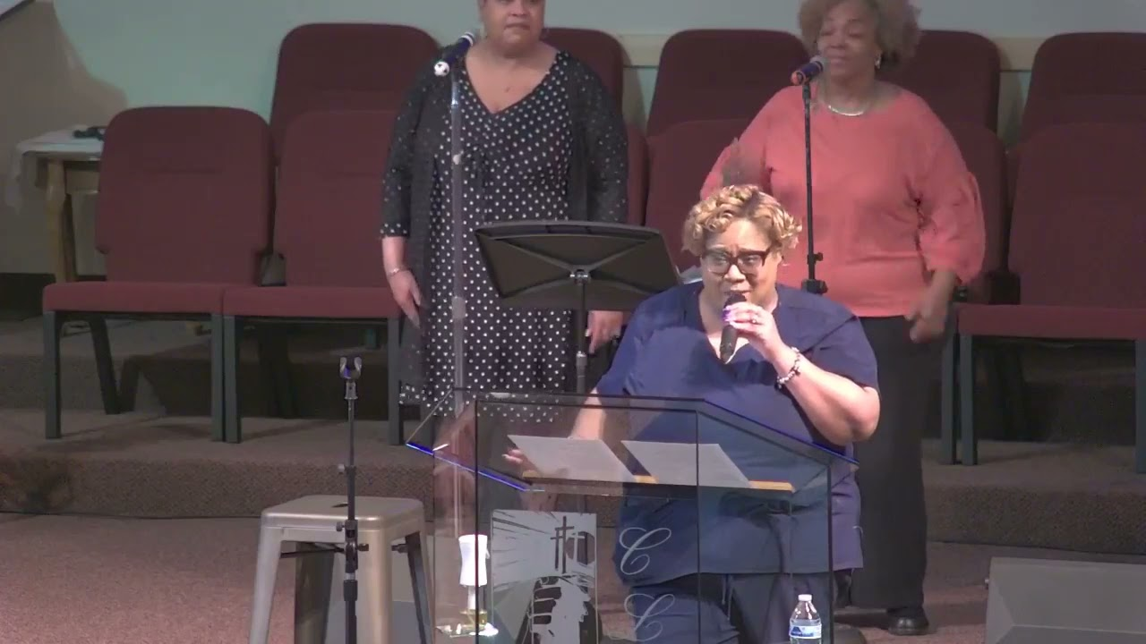 Defeating Giants and Recognizing Them by Evangelist Sallye Ramsey