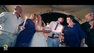 Веселая и зажигательная свадьба в европейском стиле