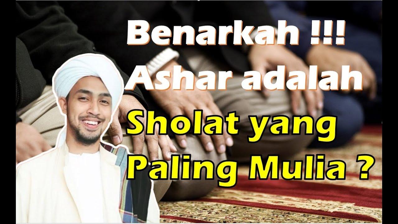 Rasululloh Tidak Suka Dengan Orang Yang Memanjangkan Sholat | Habib Ali Zaenal Abidin Alkaff