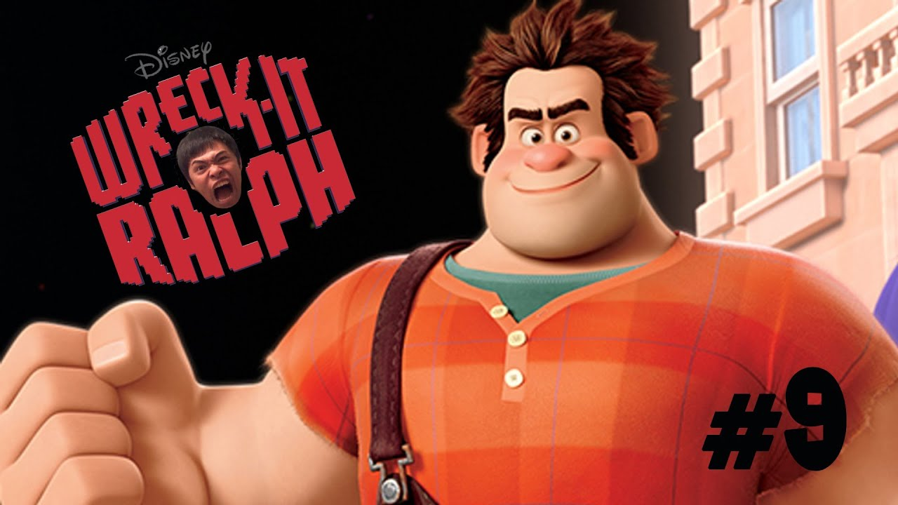 Wreck It Ralph Wii Game Gpc 9 Zangief Is Not A Bad Guy Youtube