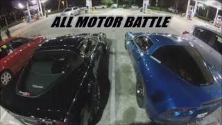 6.2 LS3 VS 7.0 LS7 ALL MOTOR BATTLE