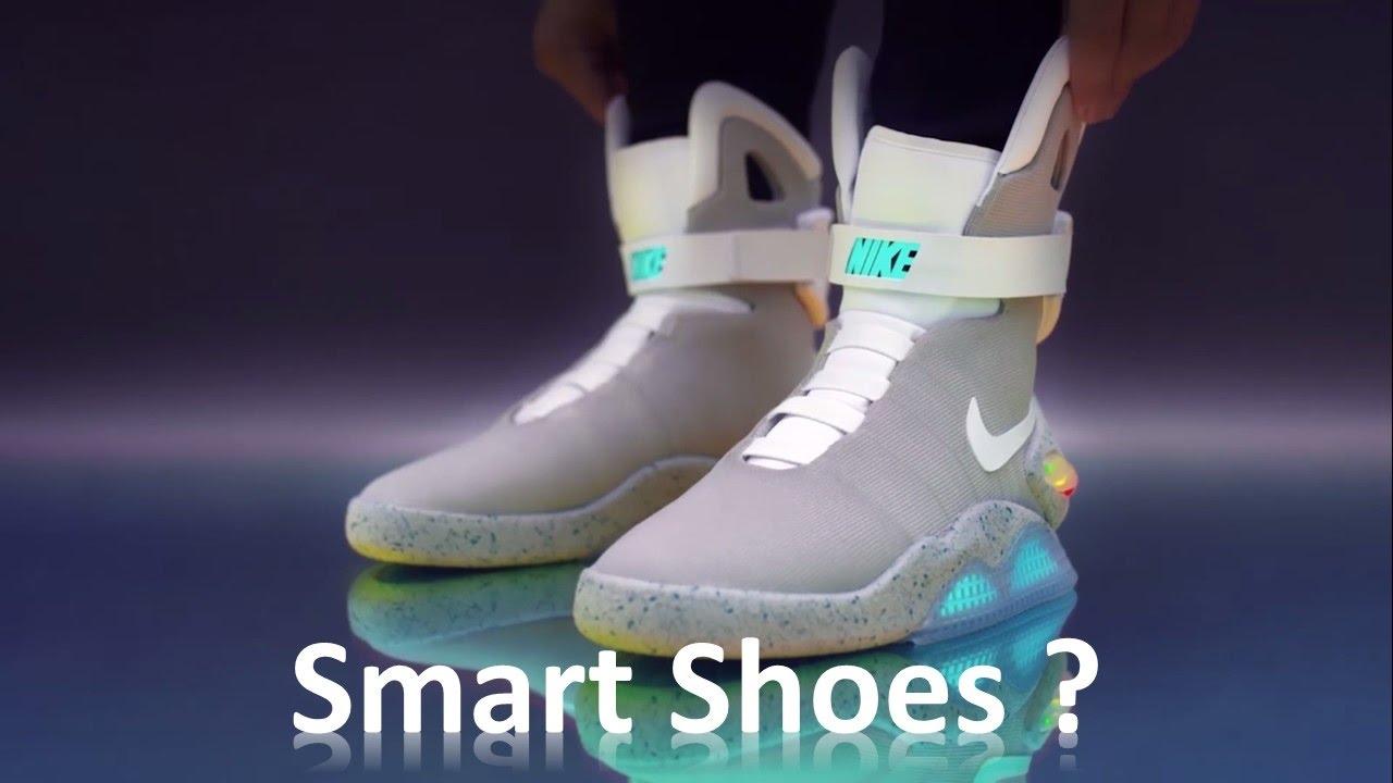 Smart Shoes: Nike \u0026 Xiaomi Smart Shoes