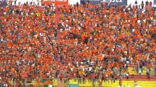 FINAL FUTBOL DE LA PRIMERA DIVISION SALVADOREÑA AGUILA-METAPAN