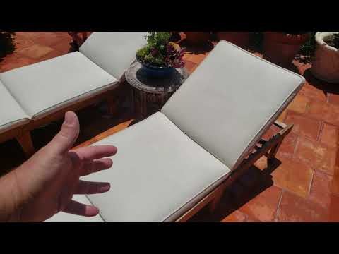 How to clean expensive pool and patio furniture  like a Pro !   Under Pressure Power Wash LLC