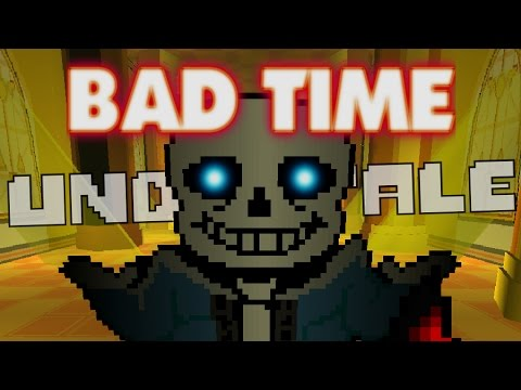 3D Undertale! Yet Another Bad Time Simulator #1