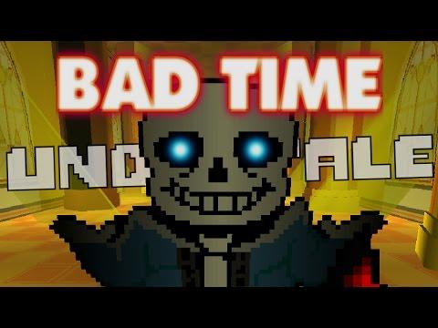 Undertale 3d bad time скачать игру