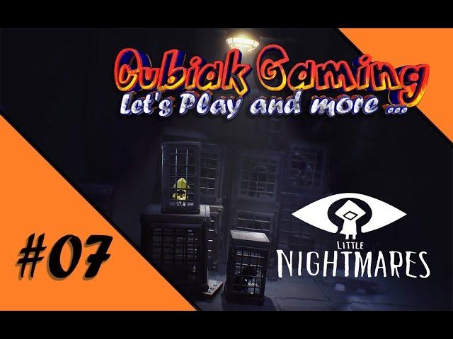 SPIEGLEIN, SPIEGLEIN IN DER HAND ★ Let's Play Little Nightmares #07 [ENDE]