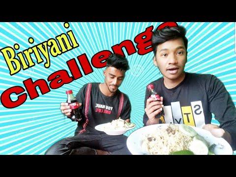 BIRYANI CHALLENGE || BIRYANI VLOG || ROBIN KHAN VLOG ||