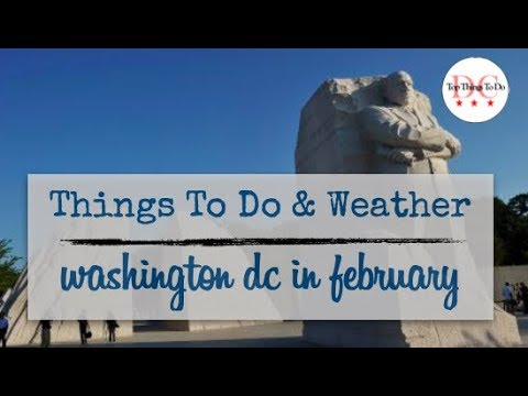 30+ Things to Do in February in DC (2019) | Free Tours by Foot