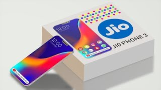 Jio Phone 3 - Final Price, Launch Date, Full Specification & First Look !