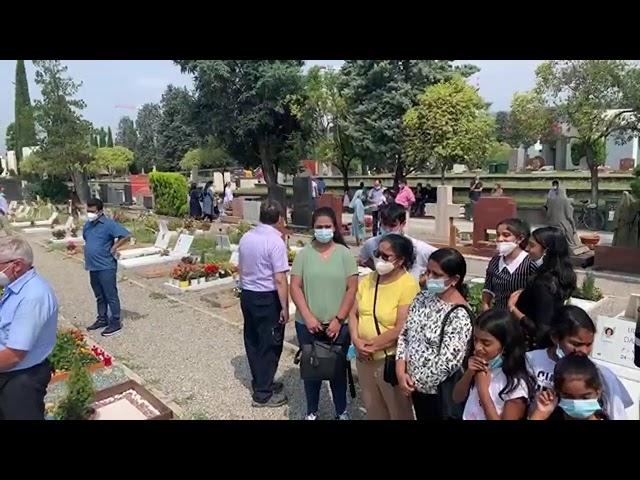 Bino Thomas Funeral Part 4