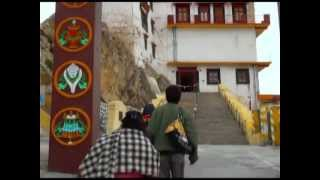 HIMALAYAS: THE UNTOUCHED PARADISE-Kaza,Key/Ki/Kee Monastery/Gompa: exploring the unexplored