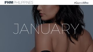 Who Is FHM's January Cover Girl?