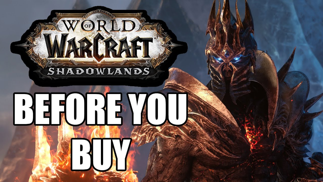 World of Warcraft Shadowlands - 15 Things You Need To Know Before You Buy - GamingBolt