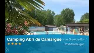 Camping Abri de Camargue : Camping au Grau du Roi