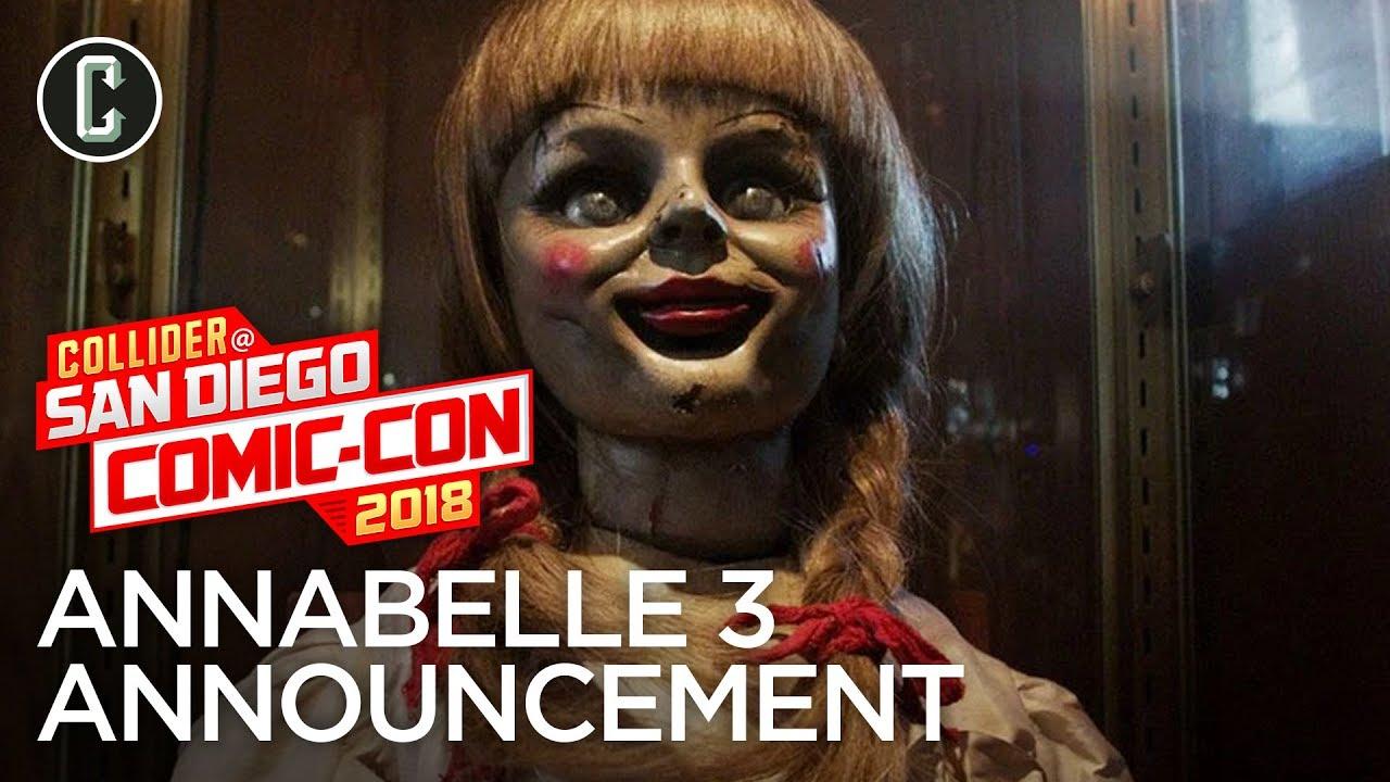 Annabelle 3 Confirmed James Wan Reveals New Plot Details