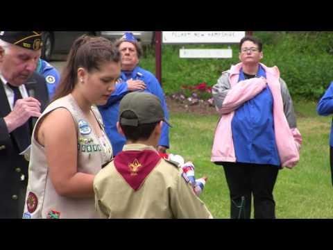 Memorial Day Ceremonies 2017
