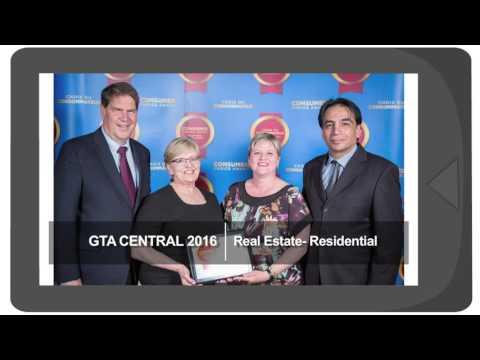2016 Consumers Choice Winner Royal LePage Terrequity Realty, Brokerage