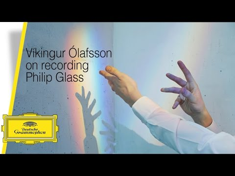 Víkingur Ólafsson - Philip Glass: Piano Works - About the Man & Composer Philip Glass (Interview)