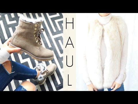 TRY ON HAUL   (Nike, Zara, Massimo Dutti, Weinbrenner) Annie Jaffrey