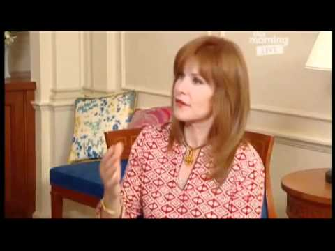 Stefanie Powers Interview on This Morning 25/11/2011
