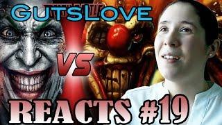 gutslove reacts 19 deathbattle joker vs sweet tooth