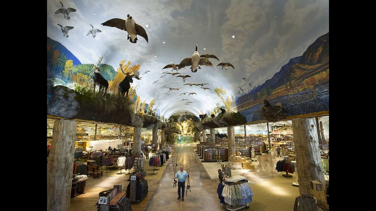 Bass Pro Shops Outdoor World In Tsawwassen Mills Mall