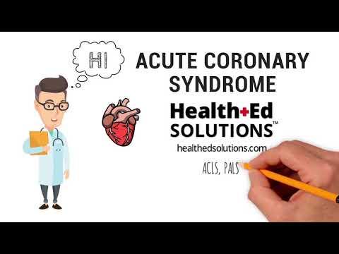 Download Acute Coronary Syndrome - The ACS Algorithm