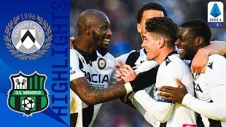 Udinese 3-0 Sassuolo | Okaka, Sema e De Paul fanno volare i friulani | Serie  TIM