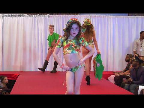 Children's Swimwear Fashion Show