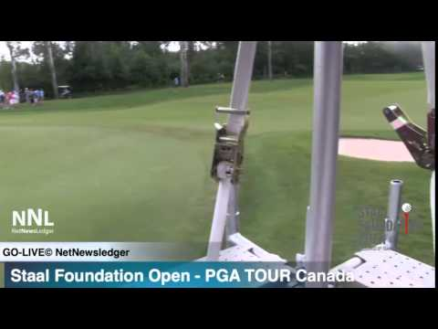 PGA TOUR Canada - Staal Foundation Open Saturday July 19 2014