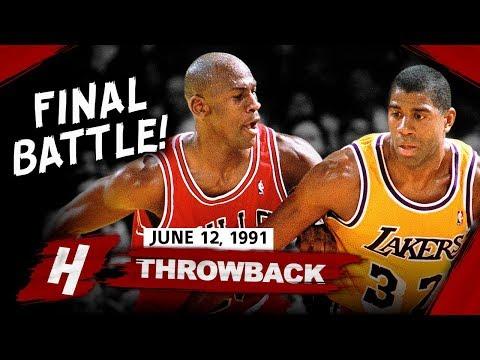 magic-johnson-vs-michael-jordan-legendary-game-5-duel-highlights-(1991-nba-finals)---face-to-face!