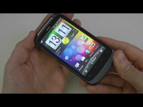 HTC Desire S Mobile Phone Unboxing & Product Tour