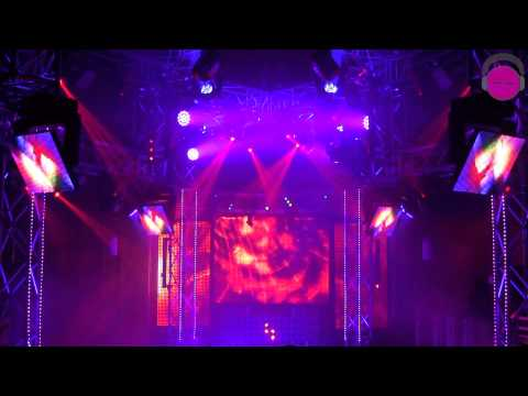 Elation Headquarters Light Show Demo | agiprodj.com