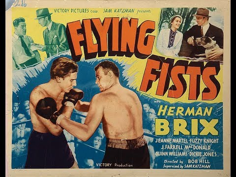 Flying Fists (1937) - FULL Movie - Bruce Bennett, Jeanne Martel, Fuzzy Knight