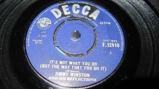 MOD FREAKBEAT - Jimmy Winston - It
