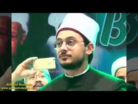 Qomarun قَمَرٌ  _ Khairil Bariyah voc Mostafa Atep ft Habib Syech Assegaf HQ