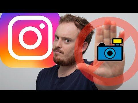 Não Publique As Suas Fotos No Instagram! .... Ainda!